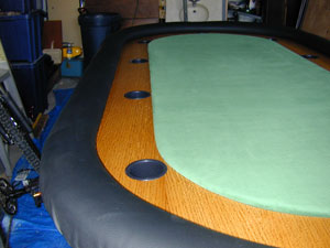 Build Texas Holdem Poker Table